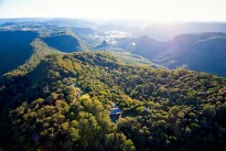 Queensland Lamington Nationalpark: Im Flying Fox über Regenwald fliegen