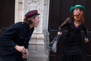 #Frankreich: Straßentheater in Nancy – Des hommes et Des femmes